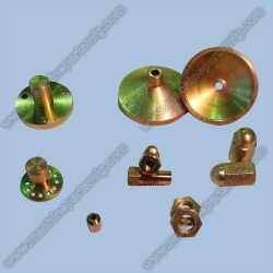 Pecision Brass Parts