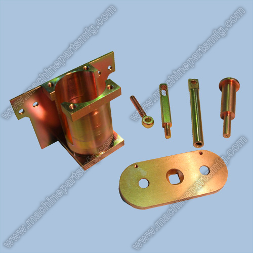 CNC Brass Parts